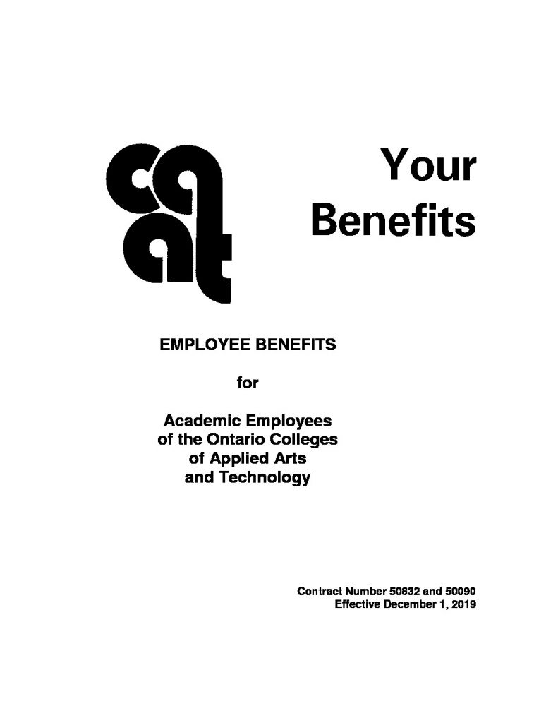 thumbnail of FT Benefits Booklet (2019)