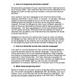 thumbnail of College Faculty 2017 Bargaining FAQ rev