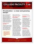 3 – Privatization